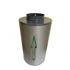 Канальный угольный фильтр КЛЕВЕР - П 500 м3