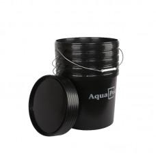 Емкость с крышкой AquaPot 20 л Black