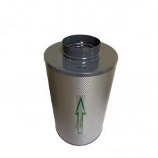Канальный угольный фильтр КЛЕВЕР - П 350 м3