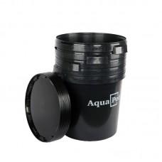 Емкость с крышкой AquaPot 30 л Black